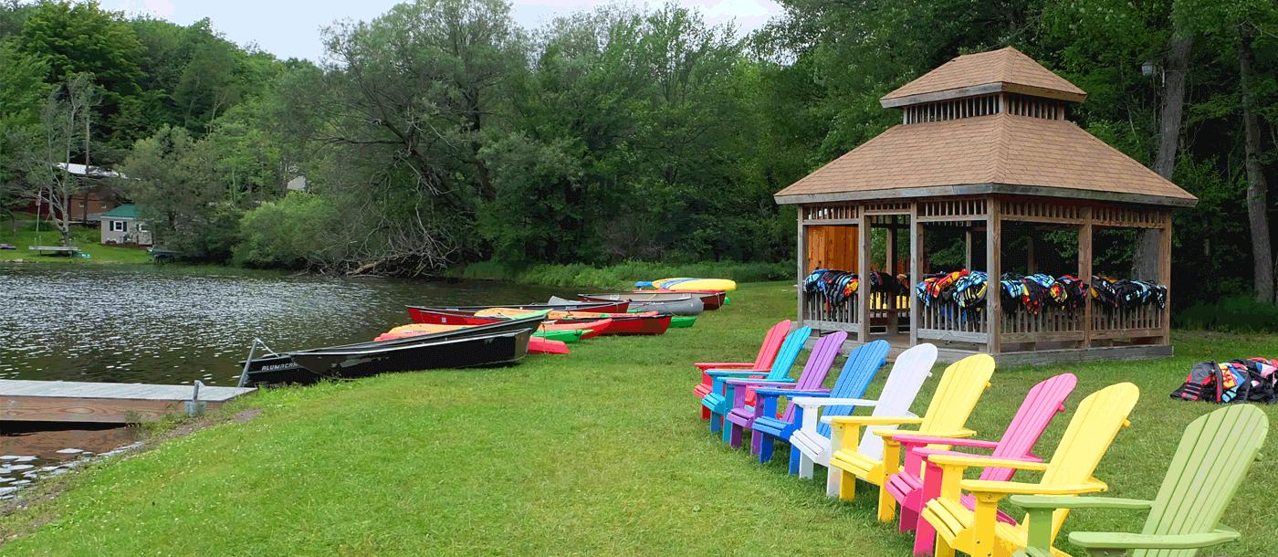 Camp America Arts And Crafts
